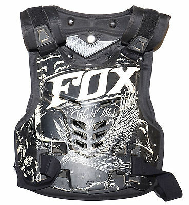 Fox Proframe Lc Chest Protector Armour Motocross Size S/m
