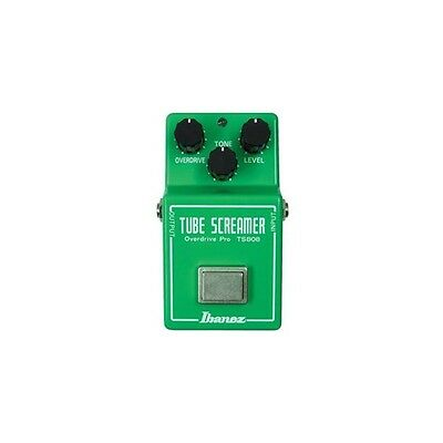 Ibanez TS808 Vintage Tube Screamer Reissue Overdrive Guitar Effects Pedal