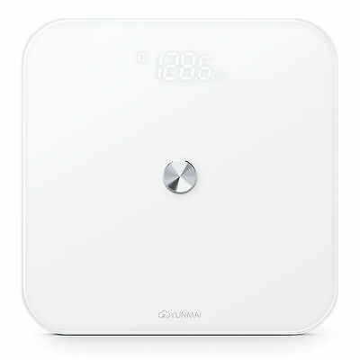 Yunmai SE LED Display Smart Body Weight Fat Scale Bluetooth4.0 Free Fitness App