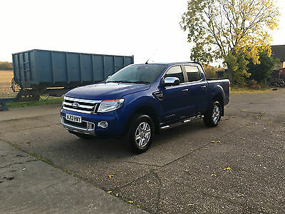 Ford Ranger Limited 2.2TDCI