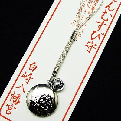 JAPANESE Shinto shrine lucky charm Omamori Strap Matchmaking love friend