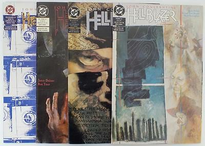 4 issues John Constantine Hellblazer - Issue # 14,23,24,51 - DC Comics (2492)
