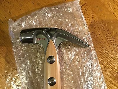 Douglas Tool DFI 15 Finish Hammer NEW
