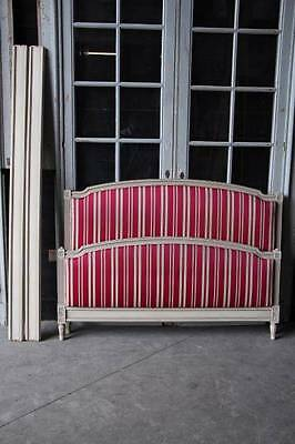 Rare Vintage French King Size Bed