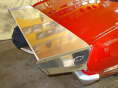 Chevy Nova 68-74 Wings aluminum race or pro street polished anodized or black
