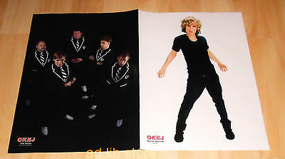 The Hives, Martin Rolinsky, Gerard Way, Ugly Betty, F/o From Magazine Poster