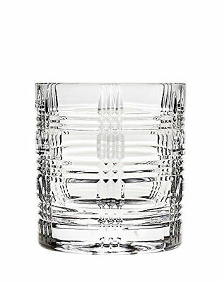 Godinger Silver Art Brookfield Crystal Collection Double Old Fashioned Glasses 4