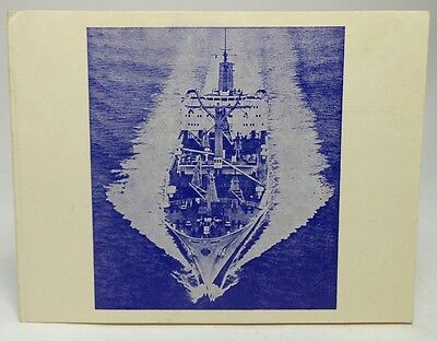 Vintage P&O LINES GREETINGS CARD Happy Holidays/ New Year