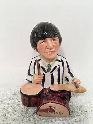 Manor Collectables Ringo Starr Limited Edition Toby Jug 482 of 1963 *MINT*