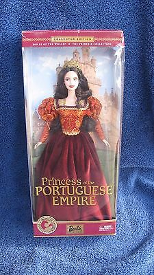Dolls Of The World Barbie Princess Of Portuguese Empire 56217