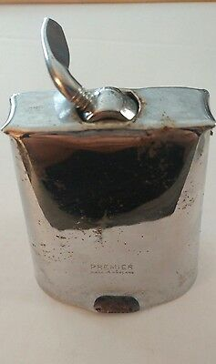 Vintage 1960s Premier Cow Bell Made in England