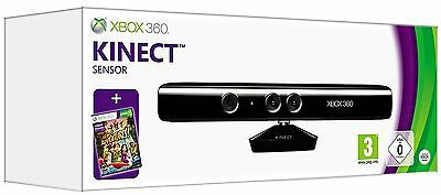 Official Xbox 360 Kinect Sensor Body controller Kinect games Xbox Live
