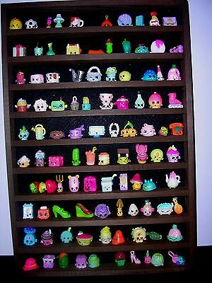 Shopkins 100 figurine display rack - children - kids - Christmas - thimble rack