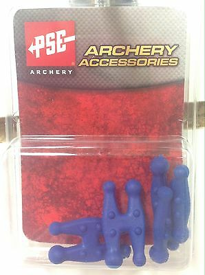 NEW PSE ARCHERY Black Colored String Silencer Chubs For Pse