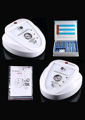 Diamond Microdermabrasion Machine Salon Home Use Safe