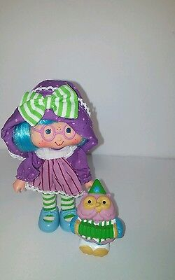 vintage Strawberry Shortcake Plum Pudding