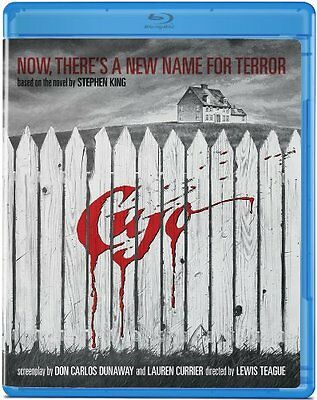 CUJO  (Stephen King) Region A - BLU RAY - Sealed