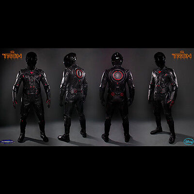 UD REPLICAS Tron Rinzler Complete Suit Jacket Pants Boots Gloves ALL SIZES NEW