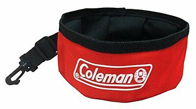 Coleman Pet C-5039 Travel Bowl in Assorted Colors