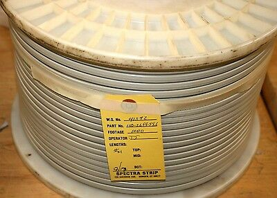 1,000 ft. Spool  6 Conductor - 26 Gauge Flat Cable
