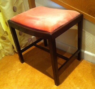 Antique dressing table stool (ref 16.09.126)