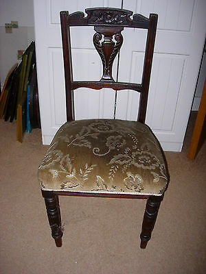Period dining chairs four of