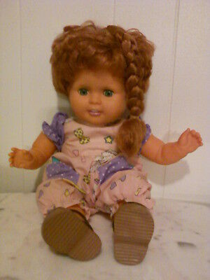 Ideal Crissy Family - 1995 PLAYTIME NURSERY BEAUTY PARLOR BABY CRISSY   #209