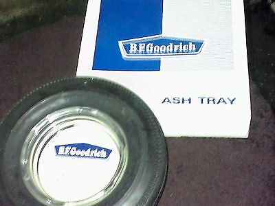 Vintage B.F. Goodrich Silvertown Ashtray - Never displayed - BASTIAN TIRE SALES