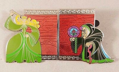 Beauty and the Beast 25 Enchanted Years Reveal Conceal Mystery Enchantress Set