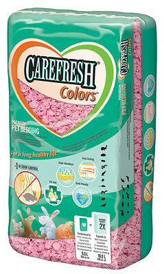 Healthy Pet Carefresh Pink Small Pet Bedding 10 Litre