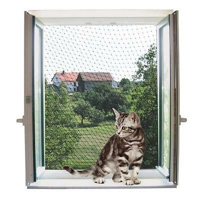 Kerbl Filet De Protection Pour Chat - 6X3M - Transparen