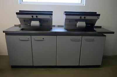 KAVO EWL Duo Polishing unit with Lighting and Extraction incl. cupboards