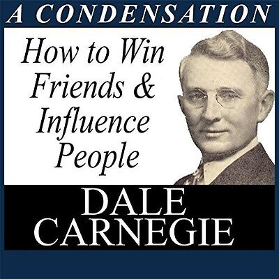 How To Win Friends & Influence People - Dale Carnegie (1900, CD NUOVO)