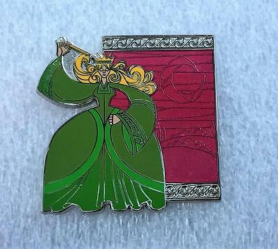 Disney Beauty and the Beast 25th Anniversary Reveal Conceal Enchantress pin