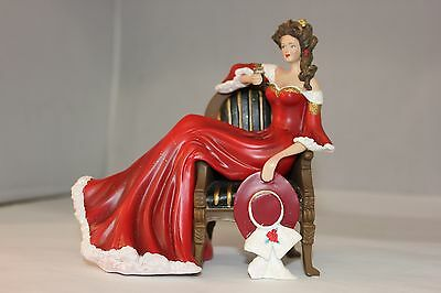 The Hamilton Collection Relaxing Moments With Coca Cola Ceramic Figurine, 464-I