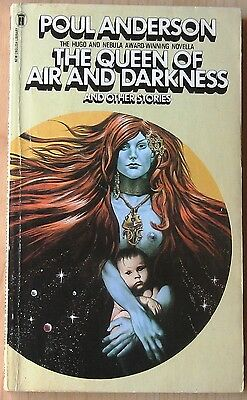 The Queen of Air and Darkness by Poul Anderson PB BOOK 1973