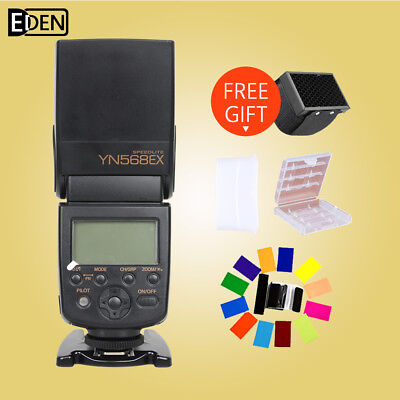 Yongnuo YN-568EX Flash Speedlite Wireless Slave TTL with HSS 1/8000 for Nikon