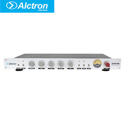 Alctron CP540 Mono Compressor Stereo Linkable for 2-Buss