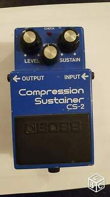 Boss Cs-2 Copresseur Sustainer
