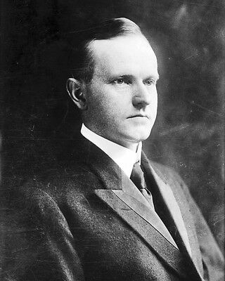 New 8x10 Photo: Calvin Coolidge, 30th President of the United States
