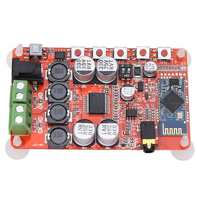 Digital Bluetooth Audio Receiver TDA7492P 50W+50W Digital Amplifier Chip Board
