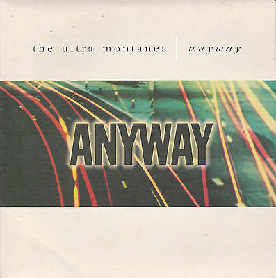 "The Ultra Montanes-Anyway/Fiat Uno/Credit card 7"" Single 1996 Lakota"