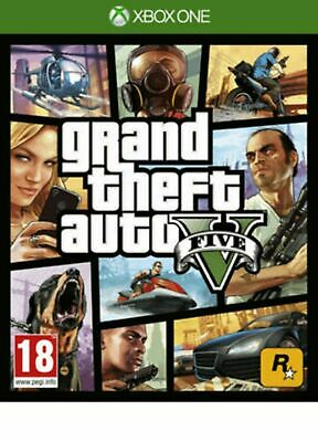 Grand Theft Auto GTA V 5 Xbox One XboxOne NEW DISPATCH TODAY ALL ORDERS BY 2 PM