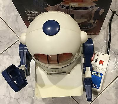 Jim The Politician Radio Controlled Robot By Playtime In Original Box