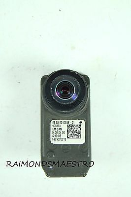 BMW GENUINE 6 series F12 F13 F06 TRUNK REAR VIEW CAMERA  9240358