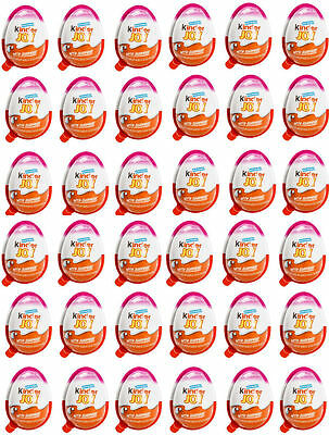48 x Kinder JOY Surprise Eggs Chocolate Best Gift Toys For GIRLs Free shipping