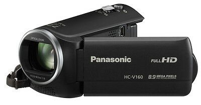 NEW Panasonic - HC-V160 - HD Camcorder from Bing Lee