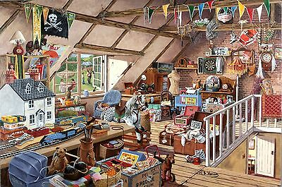 The House Of Puzzles - 1000 PIECE JIGSAW PUZZLE - Grandma's Attic