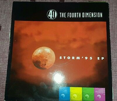 4th Dimension - Storm '95 EP