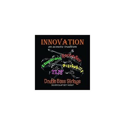 Innovation 140SLP Silver Slap Double Bass Strings Free UK Delivery